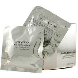 Shiseido -  Face Care Bio-Performance Super Exfoliating Disk -  8x15 ml